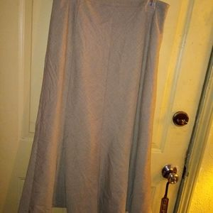 East 5th Tan Skirt 8